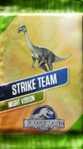 Strike Team Night Vision Pack