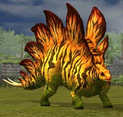Stegosaurus 21-30