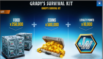 Grady's Survival Kit 2