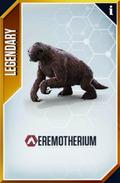 Eremotherium Card