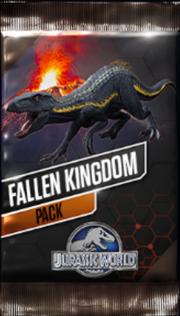 Fallen Kingdom Pack