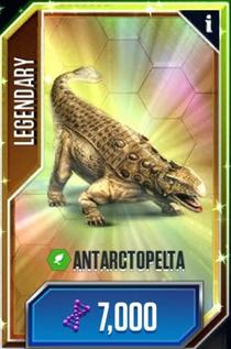 Antarctopeltacard