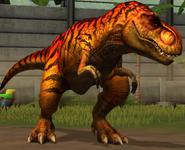 Tyrannosaurus LVL30