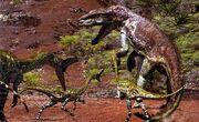 800px-Postosuchus Kampf