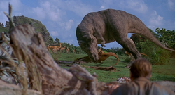Тираннозаврохотитсянагаллимимаисланублар