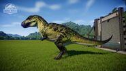 Acrocanthosaurus Wetland
