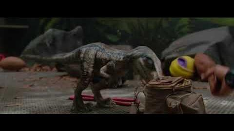 Jurassic World Fallen Kingdom TV Spot Remarkable 2018 Universal Pictures