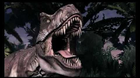 Jurassic Park The Game - Episode2 The Cavalry - The Ride (Gold)