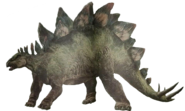 Unused stegosaurus render by kingrexy-dci89e6