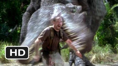 Video Jurassic Park 3 1 10 Movie Clip Crash Landing 2001 Hd