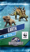 Earth WWF Pack