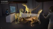 Jurassic World Conceptual art Cineptimoarte (11)