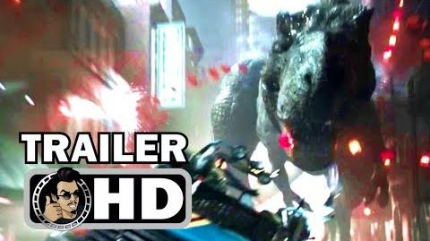 READY PLAYER ONE Official Trailer 3 - T-REX (2018) Steven Spielberg Sci-Fi Movie HD
