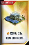 Solar Greenhouse Card