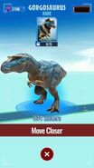 JW Alive Gorgosaurus