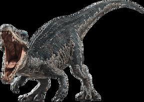 Baryonyx Jurassic Park Wiki Fandom Powered By Wikia