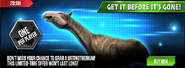 Urtinotherium News