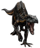 Jurassic world fallen kingdom indoraptor updated by sonichedgehog2-dcc96yw