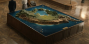 Lockwood's island sanctuary