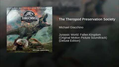 The Theropod Preservation Society