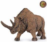 Papo-woolly-rhino-model-mammal-toy-figure-1