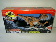 Utahraptor toy