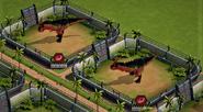 Double Dinosaur Glitch