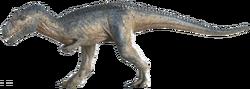 Jurassic World Battle At Big Rock Adult Allosaurus