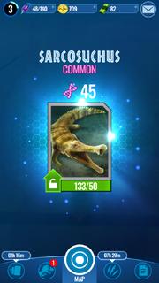 Sarcosuchus Unlock