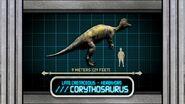 Corythosaur Jurassic Park Explorer