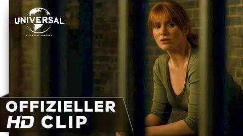 """Jurassic World Das Gefallene Königreich - Clip """"Claire erinnert sich"""" deutsch german HD"""
