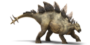 Jurassic world stegosaurus by sonichedgehog2-d8bri7w