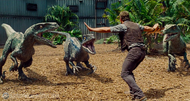 Owen-establishes-dominance-within-the-raptor-pack-in-this-new-jurassic-world-movie-clip