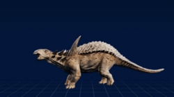 Sauropelta research