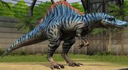 Spinosaurus lvl 20