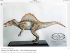 Jurassic Park III replica
