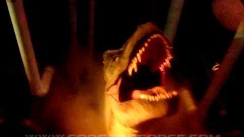 Jurassic Park River Adventure Full Ride (HD POV) Islands Of Adventure Orlando Florida