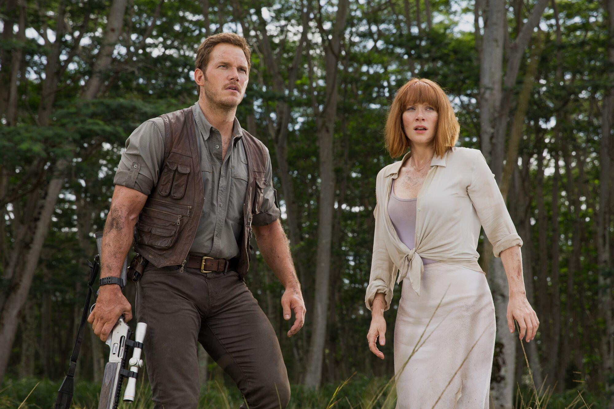 Image - Jurassic-world-pratt-howard-2.jpg | Jurassic Park ...