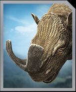 IMG Brontotherium Jurassic world alive