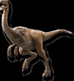 Jurassic world fallen kingdom gallimimus by sonichedgehog2-dc9fqf7