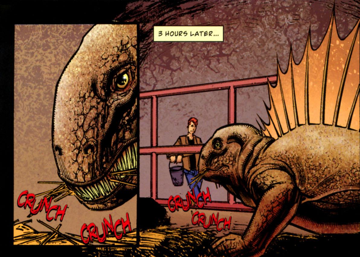 Dimetrodon jurassic park wiki fandom powered by wikia - Dinosaure de jurassic park ...