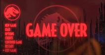 Jurassic world video game