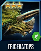 Triceratops 40 Icon