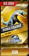 Rhomaleosaurus Pack