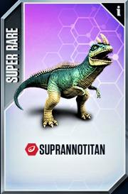 Supranotitan Card