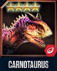Carnotaurus 40 Icon