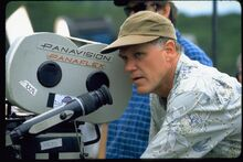 Still-of-joe-johnston-in-jurassic-park-iii-(2001)-large-picture