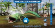 Acanthostega Tournament Announcement