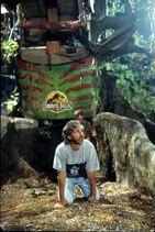 Jurassic Park BTS (25)