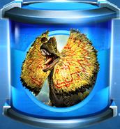 Dilophosaurus Rare Incubator